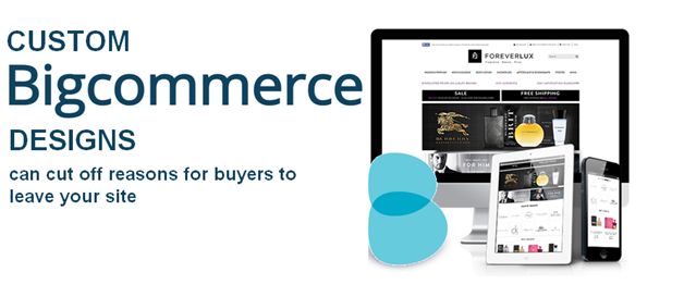 custom bigcommerce design